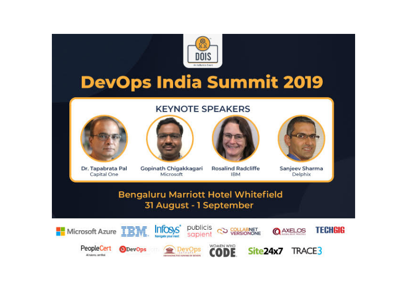 DevOps & Cloud - Collaboration for Success at DevOps India Summit 2019